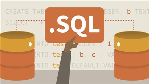 course illustration for SQL Essential Training (2018)