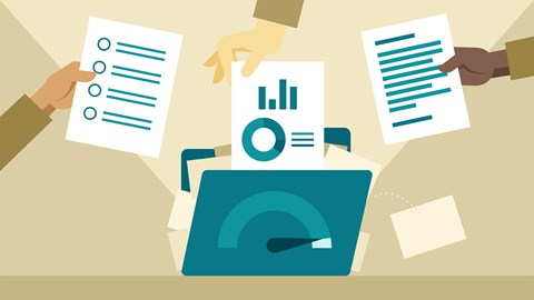 course illustration for Project Management: Preventing Scope Creep