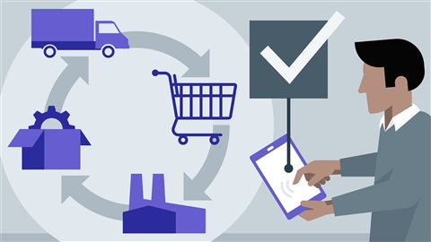 course illustration for Implementing Supply Chain Management