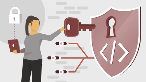 course illustration for Programming Foundations: Secure Coding