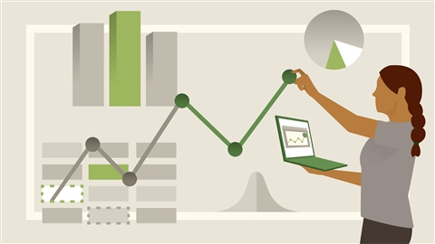 course illustration for Excel Essential Training (Office 365)