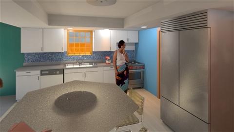 course illustration for Revit 2019: Interior Design Project Techniques