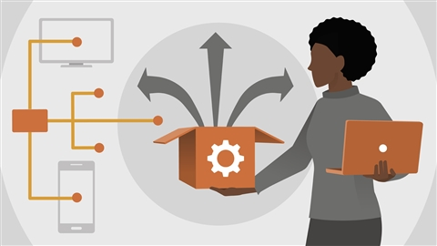 course illustration for Configuration Manager: Configure and Maintain a Management Infrastructure