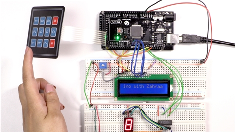 course illustration for Learning Arduino: Interfacing with Hardware