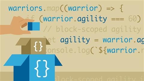 course illustration for JavaScript: Scope