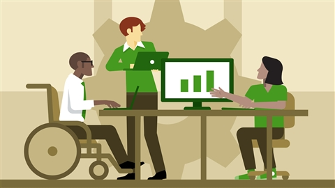 course illustration for Lean Technology Strategy: Building High-Performing Teams