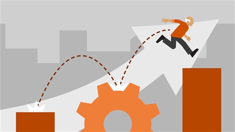 course illustration for Lean Technology Strategy: Starting Your Business Transformation