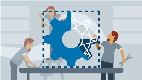 course illustration for Lean Technology Strategy: Moving Fast With Defined Constraints