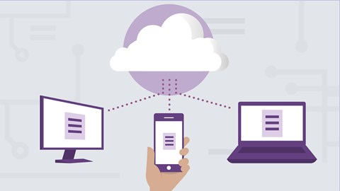 course illustration for Learning Cloud Computing: Cloud Storage