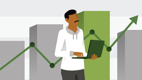 course illustration for Google Analytics Essential Training