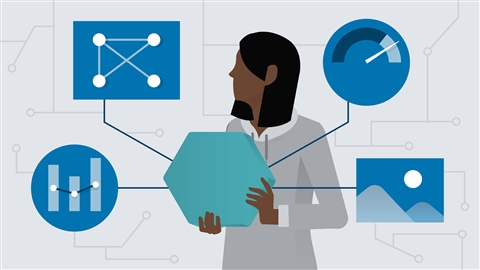 course illustration for Google Cloud Platform for Machine Learning Essential Training
