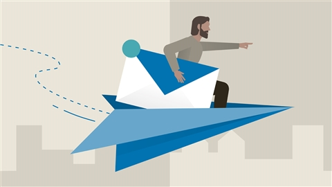 course illustration for Learning Outlook 2019