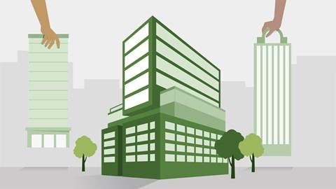 course illustration for Cert Prep: LEED Green Associate
