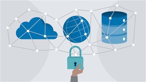 course illustration for CASP+ Cert Prep: 4 Technical Integration of Enterprise Security
