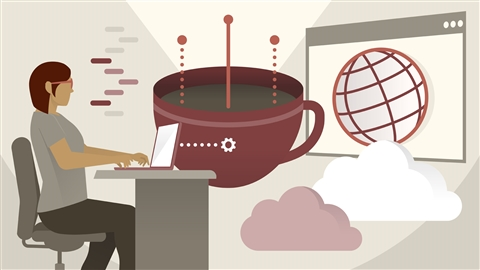 course illustration for Java EE 7: Web Services