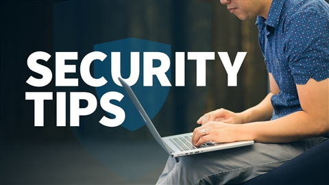 course illustration for Security Tips