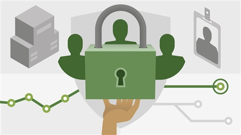 course illustration for CISM Cert Prep: 1 Information Security Governance