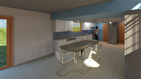 course illustration for Revit 2019: Interior Design Construction Ready Techniques