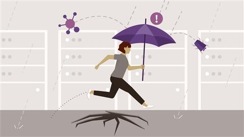 course illustration for CISM Cert Prep: 2 Information Risk Management
