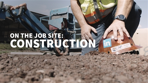 course illustration for On the Job Site: Construction