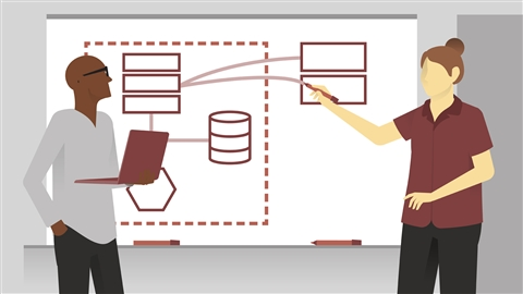 course illustration for Learning Threat Modeling for Security Professionals
