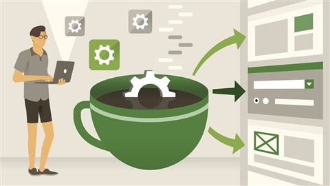 course illustration for Learning Java Applications
