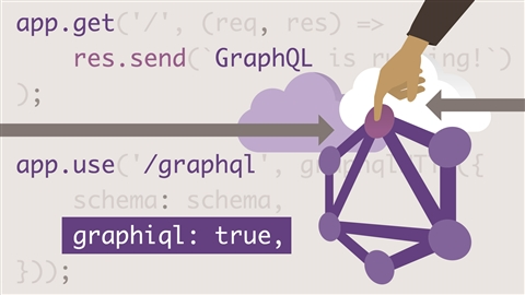 course illustration for Migrating from REST to GraphQL