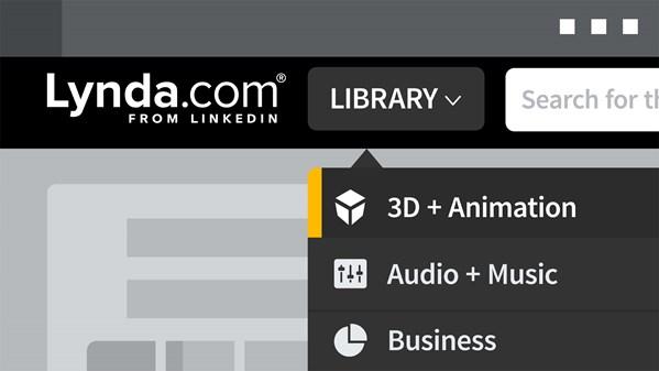 How to use Lynda com