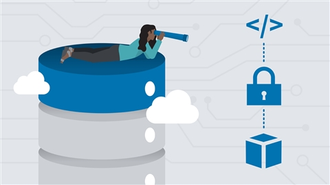 course illustration for Learning Amazon Web Services (AWS) for Developers
