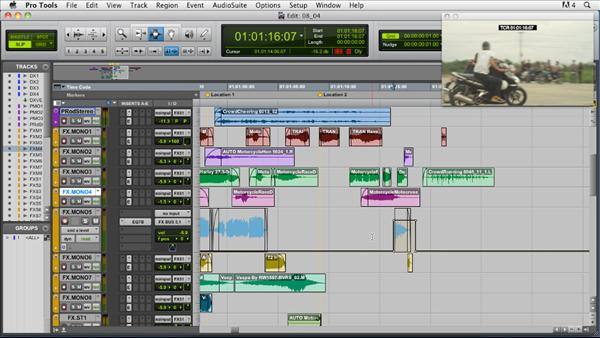 Pro Tools Audio For Film And Video