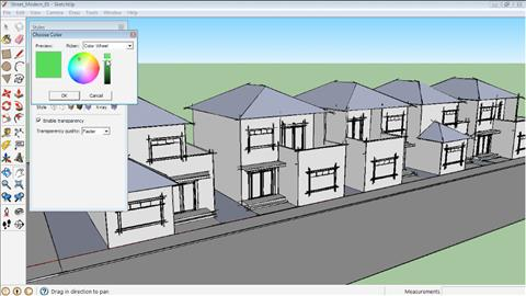 SketchUp 8 Essential Training