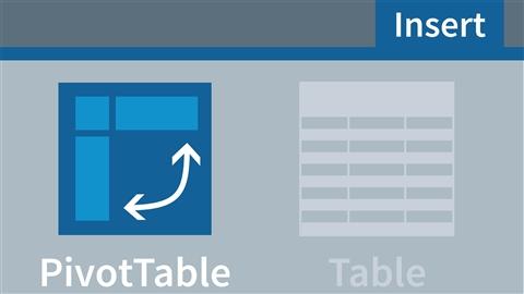 دانلود رایگان فیلم های آموزشی lynda   Excel 2010: Pivot Tables