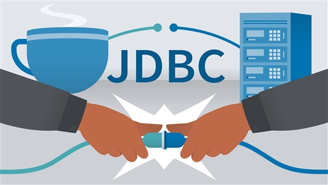 course illustration for Learning JDBC