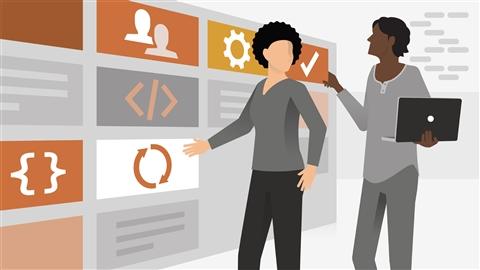 course illustration for Agile Software Development: Kanban for Developers