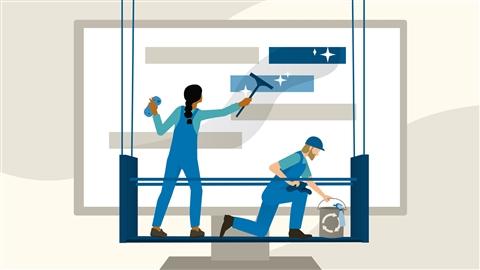 course illustration for Agile Software Development: Refactoring