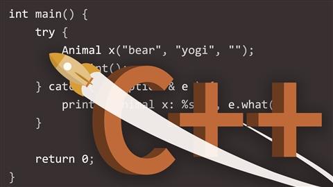 course illustration for C++: Advanced Topics