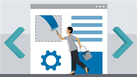 course illustration for Building a Web Application on Microsoft Azure