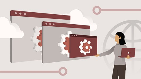 course illustration for Scaling Applications with Microsoft Azure