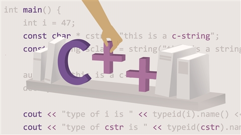 course illustration for C++ Templates and the STL