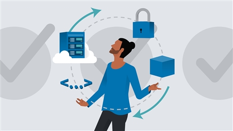 course illustration for Azure Administration: Manage Subscriptions and Resources