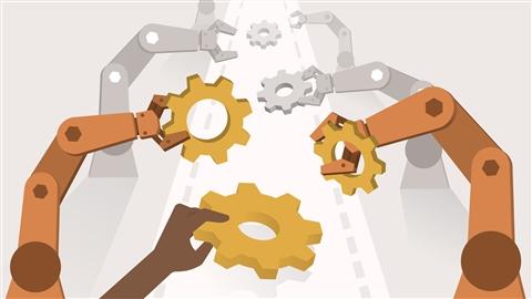 course illustration for Robot Framework Test Automation: Level 1 (Selenium)