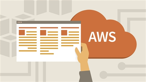 course illustration for Amazon Web Services: Deploying and Provisioning