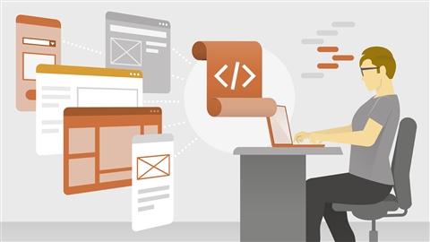 course illustration for JavaScript: Modern Browser APIs