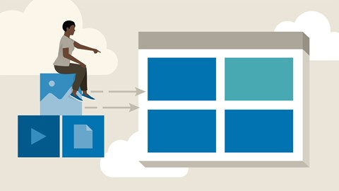 course illustration for Azure Storage for Developers: Blobs