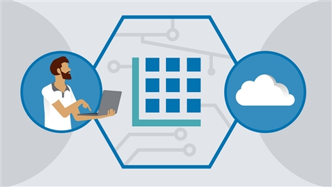 course illustration for Azure Storage for Developers: Tables