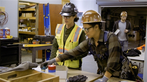 course illustration for Skilled Trades: Construction Apprenticeship Foundations