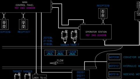 AutoCAD Electrical - Online Courses, Classes, Training