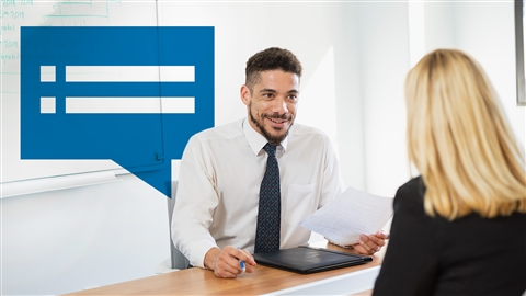 course illustration for Expert Tips for Answering Common Interview Questions