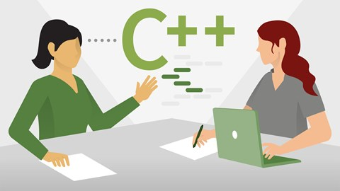 course illustration for Nail Your C++ Interview