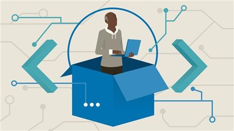 course illustration for Learning Azure Storage for Developers